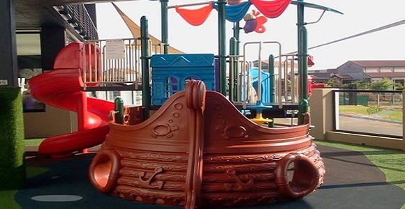 Modular Play Systems Childrens Playground Equipment